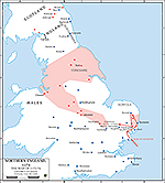 Anglo-Norman Rebellion 1173-1174: Leicester's Invasion
