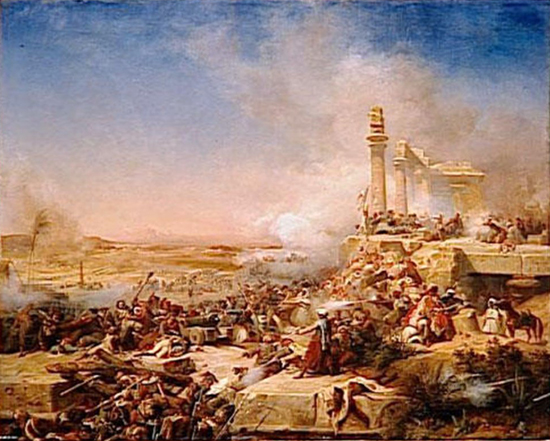 Battle of Heliopolis, 1800