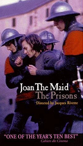 Sandrine Bonnaire is Joan of Arc, 1994 - 2