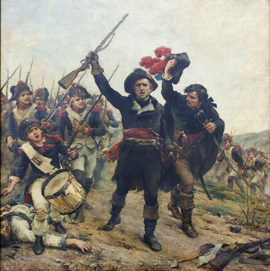 Lazare Carnot at Wattignies � French Victory on October 16, 1793