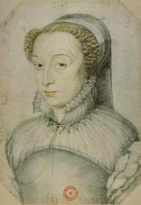 Catherine de Medicis as Widow