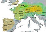 Ancient Europe - Celtic Tribes