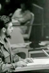 Che Guevara speaking at the UN 1964