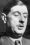 Charles de Gaulle - The Flame of French Resistance