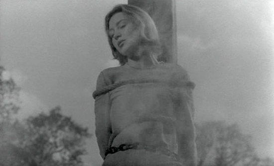Florence Delay is Joan of Arc, 1962