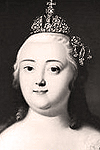 Elizabeth of Russia 1709-1762