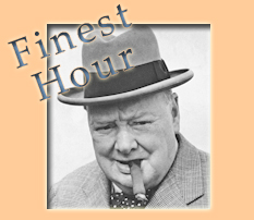 Winston Churchill: Their Finest Hour - 1940