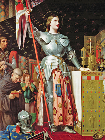 Saint Joan of Arc 1412-1431