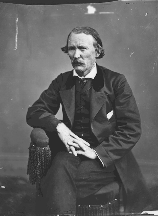 Christopher (Kit) Carson 1809-1868