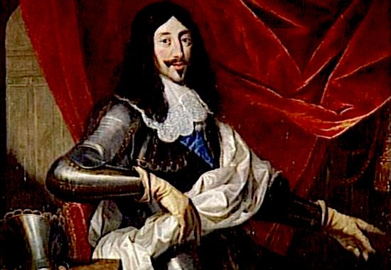Louis XIII the Just - King of France From 1610-1643