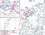 Map of WWI: Baltic Islands - Oct 10-20, 1917