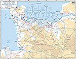 Normandy Invasion June 6-12, 1944