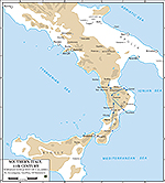 Italy (South) 11th Century - Norman Conquest of Calabria