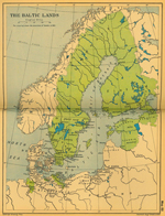 Baltic Lands 1661