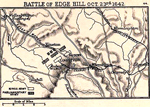 Battle of Edgehill - October 23, 1642