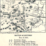Battle of Leuthen - December 5, 1757