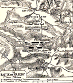 Battle of Naseby - June 14, 1645