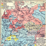 The Religious Situation in Central Europe about 1618