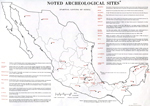 Mexico - Archaeological Sites 1968