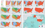 United States - Territorial Growth 1775 - 1970