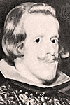 Philip IV of Spain 1605-1665