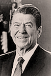 Ronald Reagan 1911-2004