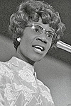 Shirley Chisholm - Speech