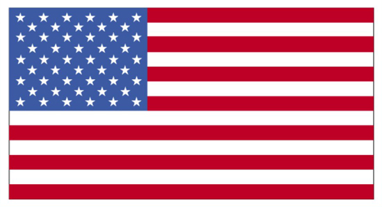 Stars and Stripes- Flag of the United States