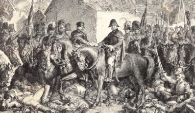 THE MEETING OF WELLINGTON AND BLUECHER