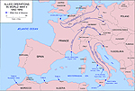 World War II: Allied Operations in Europe and North Africa 1942-1945